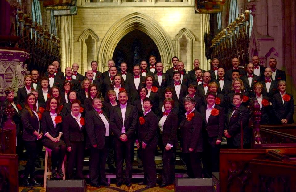 Choir photo 2014