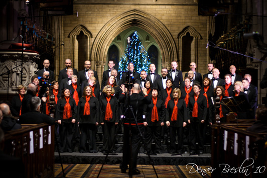 Gloria Christmas Concert 2010