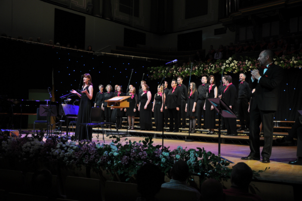 Choral Con Fusion Gloria DLGC & Friends Summer Concert, NCH June 2013