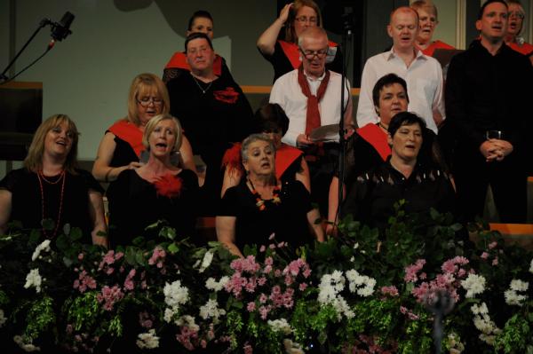 Our Outreach Choir, Gloria DLGC & Friends Summer Concert, NCH, June 2013