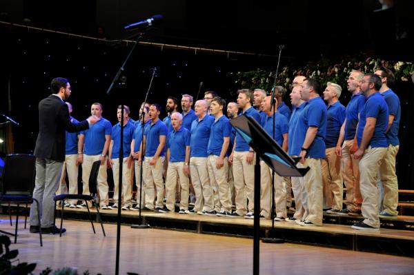 Dublin Gay Mens Chorus Gloria DLGC & Friends Summer Concert, NCH June 2013