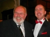Friend of Gloria, Sen David Norris and Richard from our Tenors